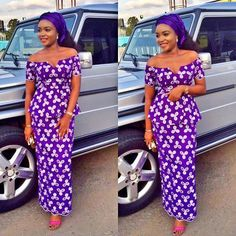 Beautiful Ankara Skirt and Blouse Style . Beautiful Ankara Skirt and Blouse Style African Print Dress Designs, African Print Fashion, Ethnic Fashion, Fashion Prints, Ankara Skirt And Blouse, Ankara Dress Styles, Blouse Styles, African Wear, African Dress