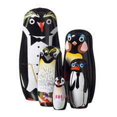 Superliving penguin Family #superliving #superlove