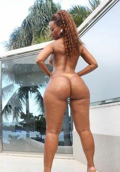 Brazilian ebony ass