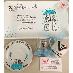 www.nadasepeti.com urun damat-kahvesi_1678.aspx Place Cards, Decorative Plates, Place Card Holders, Mugs, Tableware, Weddings, Presents, Hochzeit, Dinnerware