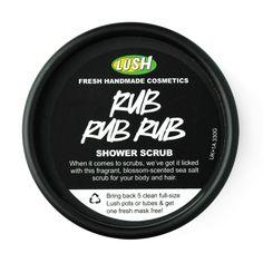 LUSH - Rub Rub Rub (Atollo 13) Gel doccia scrub  22,95€ / 665gr