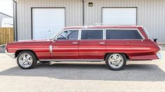 Classic 1962 Oldsmobile Super 88 Starfire Station Wagon... for sale - Classic & Sports Car (Ref Indiana)