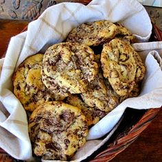 The Other Side of Fifty: New York Times Chocolate Chip Cookies (Treats for Co-Irkers)