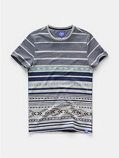 Jacquard T-shirt Whiteoffwhite - The Sting Moda Converse, Camiseta  Jacquard, Accesorios De a47d9c582e