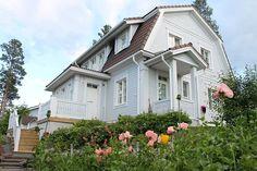 Beautiful Finnish houses & gardens