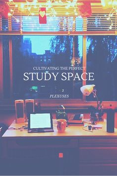plexuses: Cultivating the Perfect Study Space College Years, College Life, Study Skills, Study Tips, Study Space, Online College, Study Hard, College Hacks, Study Inspiration