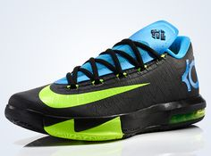 """Nike KD 6 """"Away II"""" - Love this colorway want to ball in em"""