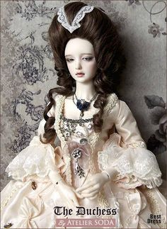 The Duchess by atelier-soda.com