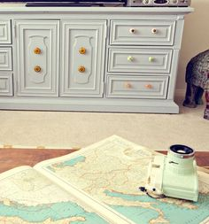 mismatched knobs by michelle