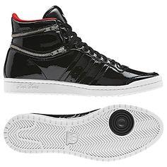 adidas Top Ten Hi Sleek Zip Shoes