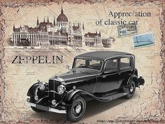 See our site for additional information on vintage cars. It is actually an excep. - My old classic car collection Retro Cars, Vintage Cars, Antique Cars, Vintage Images, Vintage Posters, Belle Epoque, Car Illustration, Illustrations, Carros Vintage