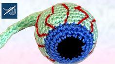 Crochet Jacksepticeye Amigurumi Part 1 Left Hand