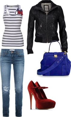 """""""like this"""" by angele-veilleux on Polyvore"""