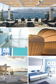 Boutique luxury hotel in Croatia - the Lafodia Sea Resort with a nautical theme throughout. Via @insidetravellab