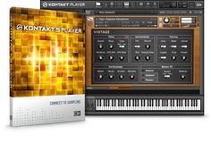 Komplete : Samplers : Kontakt 5 Player : Free Download | Products