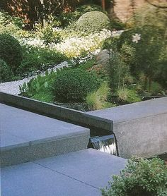 Water feature in  garden is so important... make sure its running water !  #PinterestandDesignWeek