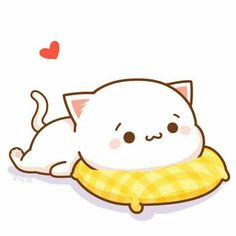 Babe thinking about me Cute Cartoon Images, Cute Cartoon Wallpapers, Cute Images, Cute Pictures, Emoji Mignon, Cartoon Mignon, Illustration Mignonne, Kawaii Illustration, Chat Kawaii