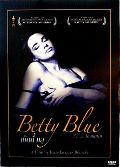 BETTY BLUE (37 2 Le Matin) [DVD PAL Color]  Beatrice Dalle, Jean-Jacques Beineix