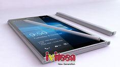 """Concept siêu ảo của Microsoft Surface Phone - http://www.iviteen.com/concept-sieu-a%cc%89o-cu%cc%89a-microsoft-surface-phone/  Lấy cảm hứng từ laptop Surface Book, nhà thiết kế Mr.Mulderfox đã tung ra bản thiết kế của mẫu smartphone Surface Phone với khả năng """"biến hình"""" thành tablet.          Về thiết kế, mẫu Surface Phone doMr.Mulderfox thiết kế khá giống với Surface Book. ..."""