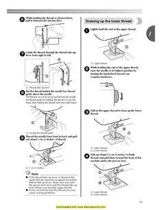 kenmore sewing machine model 605 manual