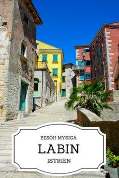 Labin är en otroligt mysig medeltidsstad i Istrien, Kroatien. Läs mer om Labin i bloggen.