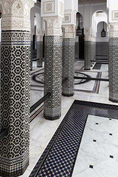 Marrakech - La Mamounia