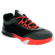 Nike CP3 VIII Black Red Kids Trainers Kids 105 US *** Click image for more details.
