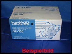 Brother DR-300 Trommeleinheit / Drum, - A  - für Brother HL-820 / HL-1040 / HL-1050 / HL-1060 / HL-1070 Series, HLP-2000 Series, MFC-P 2000 / MFC-P 2500 Series  - Reichweite nach Herstellerangabe ca. 20.000 Seiten      Zur Nutzung für private Auktionen z.B. bei Ebay. Gewerbliche Nutzung von Mitbewerbern nicht gestattet. Toner kann auch uns unter www.wir-kaufen-toner.de angeboten werden.