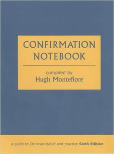 Buy Confirmation Notebook from Church House Bookshop Catechism, New Chapter, Confirmation, Summary, Textbook, Worship, Gap, Notebook, Faith