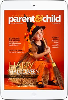 Southwest Florida Parent and Child Free eMagazine. More on www.magpla.net MagPlanet #TabletMagazine #DigitalMag