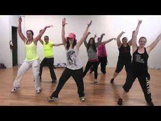 "NEW WARM UP Zumba/Dance Fitness ""How I Feel"" by Flo Rida - YouTube"