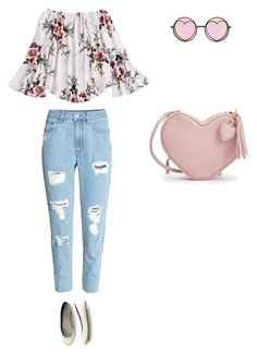 Dress up in simple lovely style. by tanyuyings on Polyvore featuring polyvore, fashion, style, Betsey Johnson and clothing