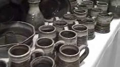 Textured Bowl - Part 4 - Glazing - YouTube