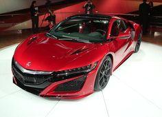 Acura already planning NSX Type R?