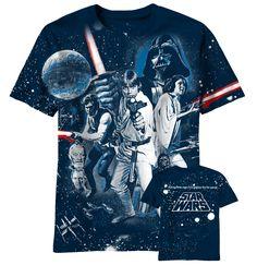 Star Wars: War of Wars T-Shirt