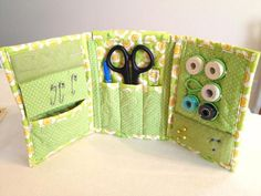 Quilted Sewing Caddy #520   Craftsy