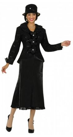 Nubiano Ladies Church Suit - Fall 2013 http://www.topchurchsuits.com/