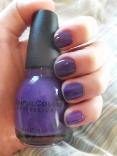 Sinful Colors-Amethyst