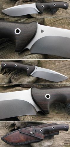 knife making essential tools Bushcraft Knives, Tactical Knives, Cool Knives, Knives And Swords, Survival Knife, Survival Gear, Beil, Knife Sheath, Fixed Blade Knife