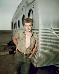 The one and only, James Dean, every girl sometimes falls in love with a bad boy!