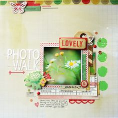 deb duty {photography + scrapbooking}: using masks on scrapbook layouts
