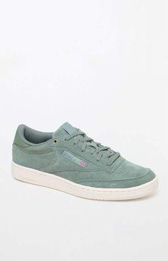 4931d7dbb0ee28 Green Club C 85 MCC Shoes. Reebok ...