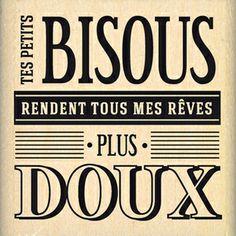 DOUX BISOUS Florilèges Design