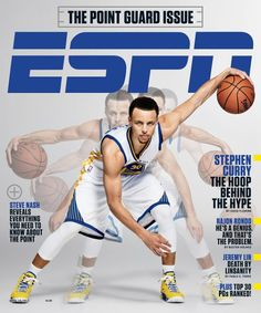 Sports Magazine Covers: Stephen Curry