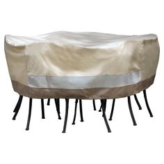 The Koverroos Outdoor Ottoman Or Small Table Cover Is The
