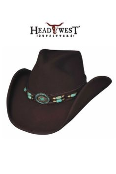 Bullhide Jewel of the West Cowboy Hat                                                                                                                                                                                 More