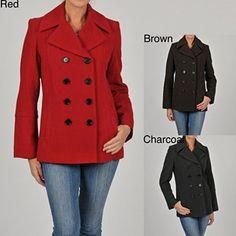 Short Length Pea Coat