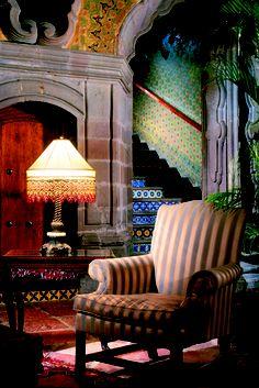 Casa de la Marquesa Hotel, Queretaro, Mexico