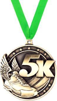 "2"" 3D Diecast Medals"
