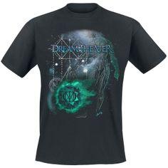 Space (T-paita) - Dream Theater. koko M Dream Theater, Band Merch, Space, Mens Tops, T Shirt, Fashion, Floor Space, Supreme T Shirt, Moda